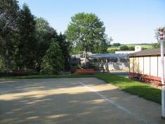 Sportovní areál hřiště 2006