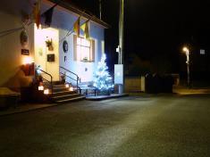 Slavnostní rozsvícení vánočního stromečku 2013