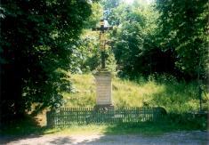 Křížek předpřesunem 1998