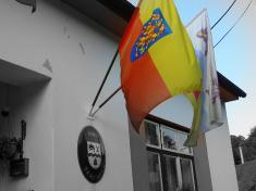 Vyvěšení moravské vlajky 2013moravská vlajka