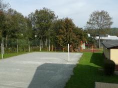Sportovní areál šotolinové hřiště 2013