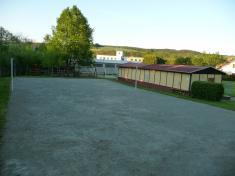 Sportovní areál šotolinové hřiště 2020
