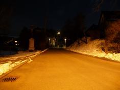 Hodina země 2013zapnuté osvětlení