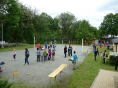 Dětský den veSkrchově 2013soutěžní disciplíny