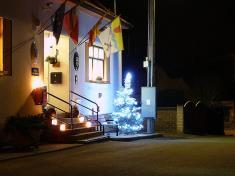 Slavnostní rozsvícení vánočního stromečku 2012