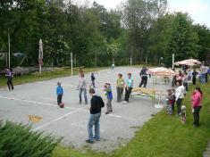 Dětský den 2012soutěžní disciplíny