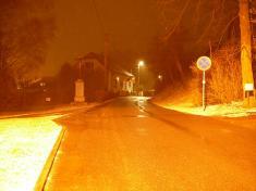 Hodina země 2012zapnuté osvětlení