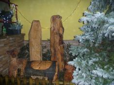 Betlém uvánočního stromečku