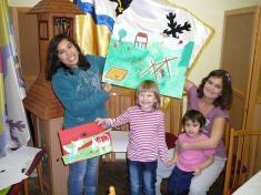 Malujeme Vánoční hvězdu anové dětské hřiště 2011obrázek hřiště