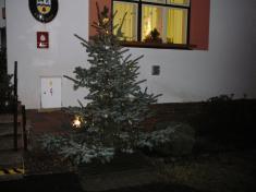 Soutěž Vánoční strom 2011vánoční stromeček uúřadu