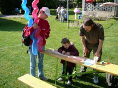 Dětský den 2011soutěžní disciplína