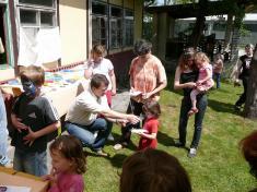 Dětský den 2011vyhlášení