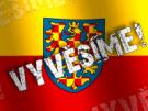 Obrázek moravská vlajka