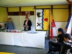 Vítání občánků 2010projev paní starostky