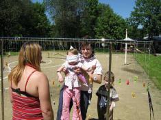 Dětský den 2010soutěže
