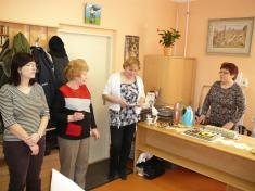 Otevření obecní knihovny 2010projev paní starostky