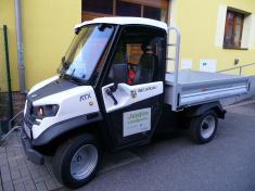 Pořízení N1 elektromobilu Alke 2019auto