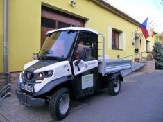 Pořízení N1 elektromobilu Alke 2019auto uúřadu